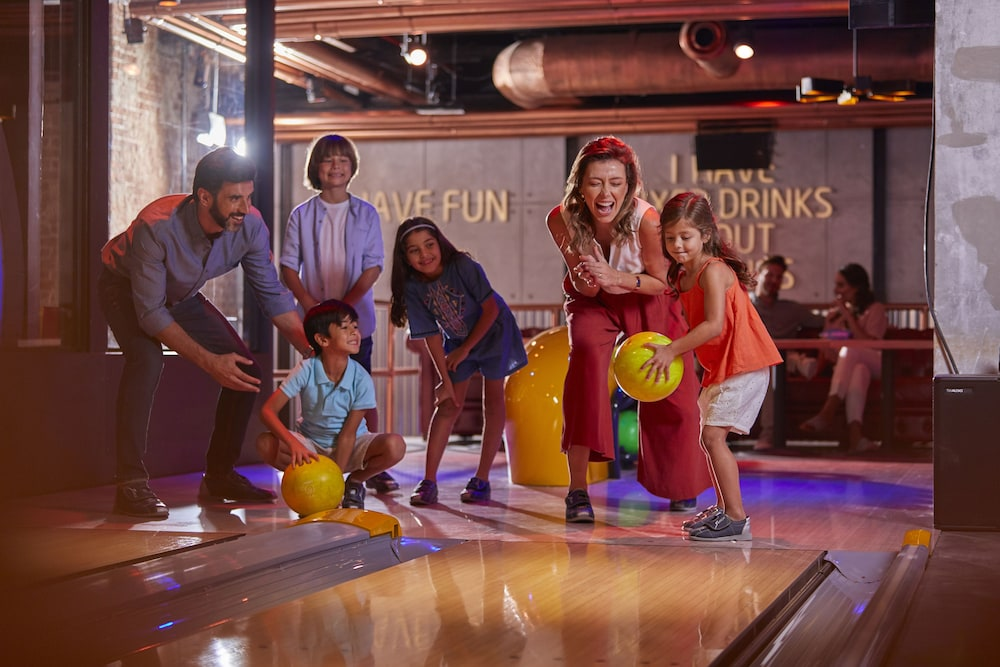 Bowling, Atlantis The Palm