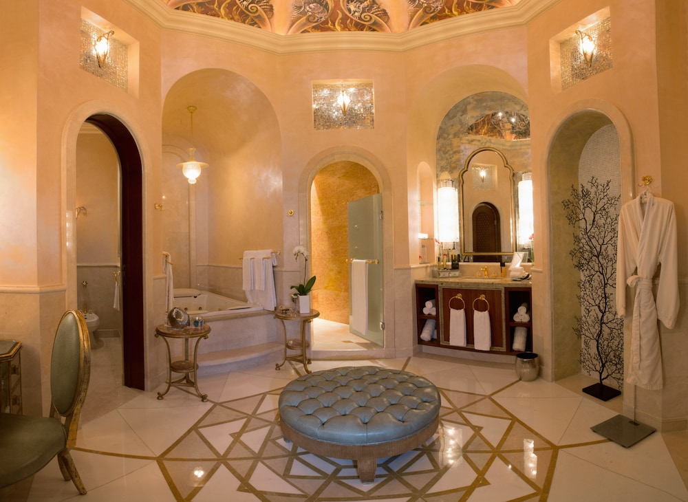 Bathroom, Atlantis The Palm