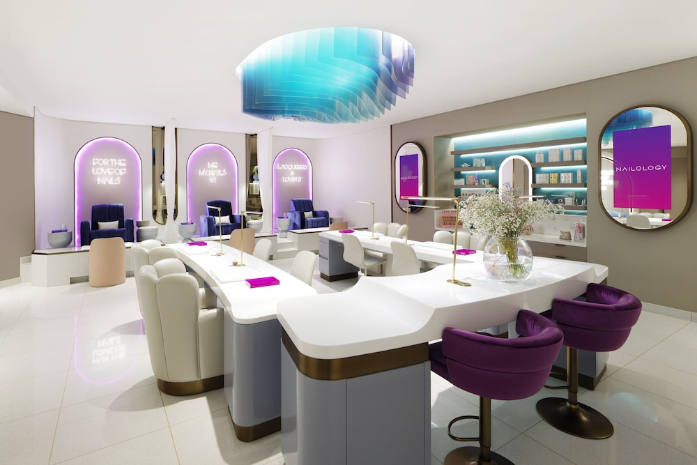 Nail Salon, Atlantis The Palm