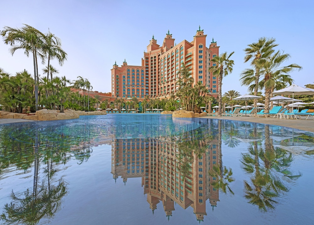Outdoor Pool, Atlantis The Palm