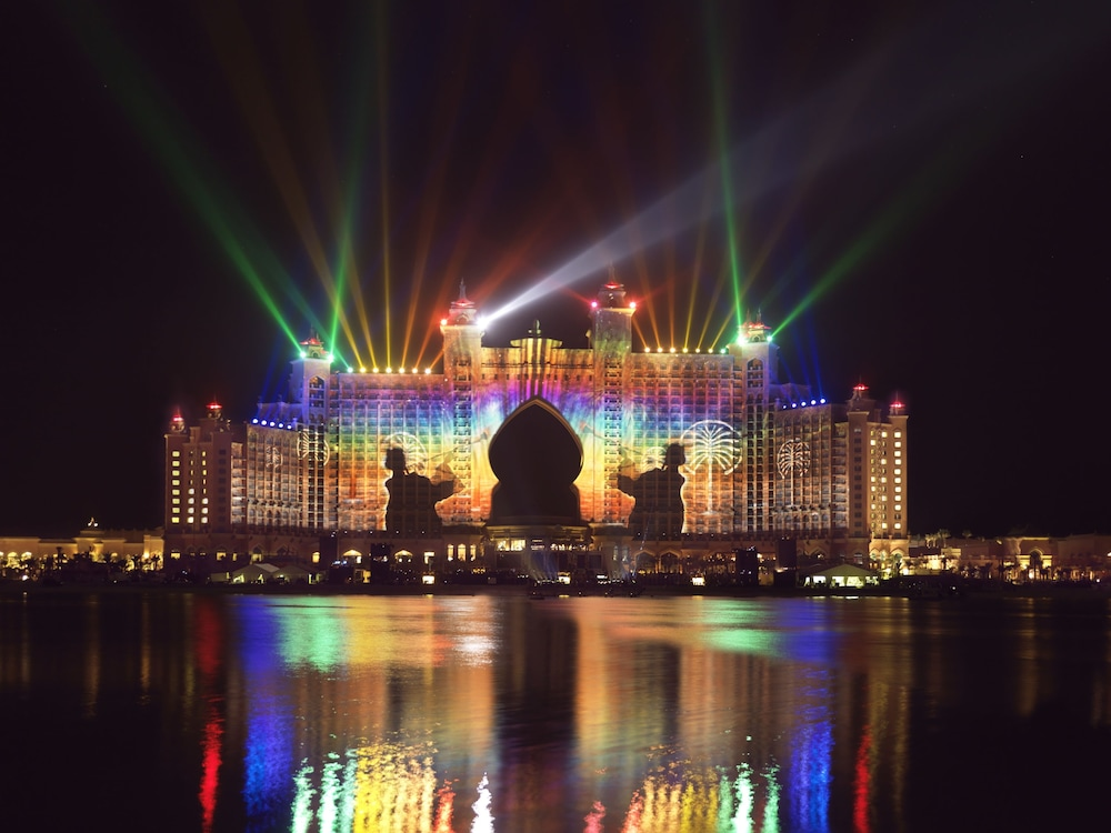 Exterior, Atlantis The Palm