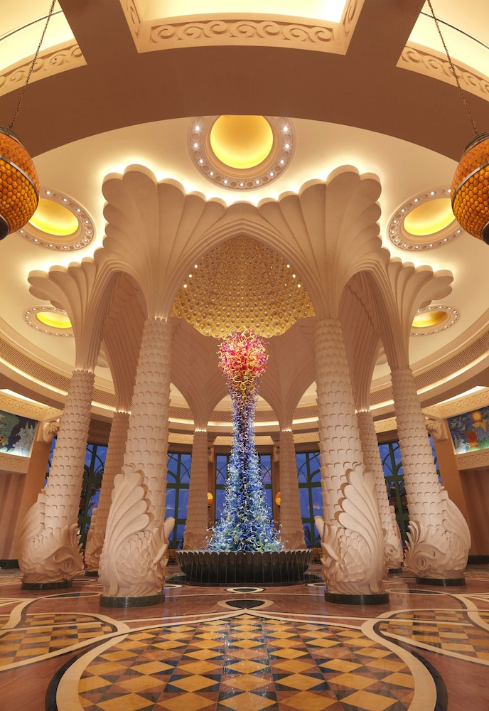 Lobby, Atlantis The Palm