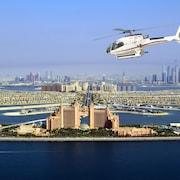 Helikopteri-/lentokonekierrokset