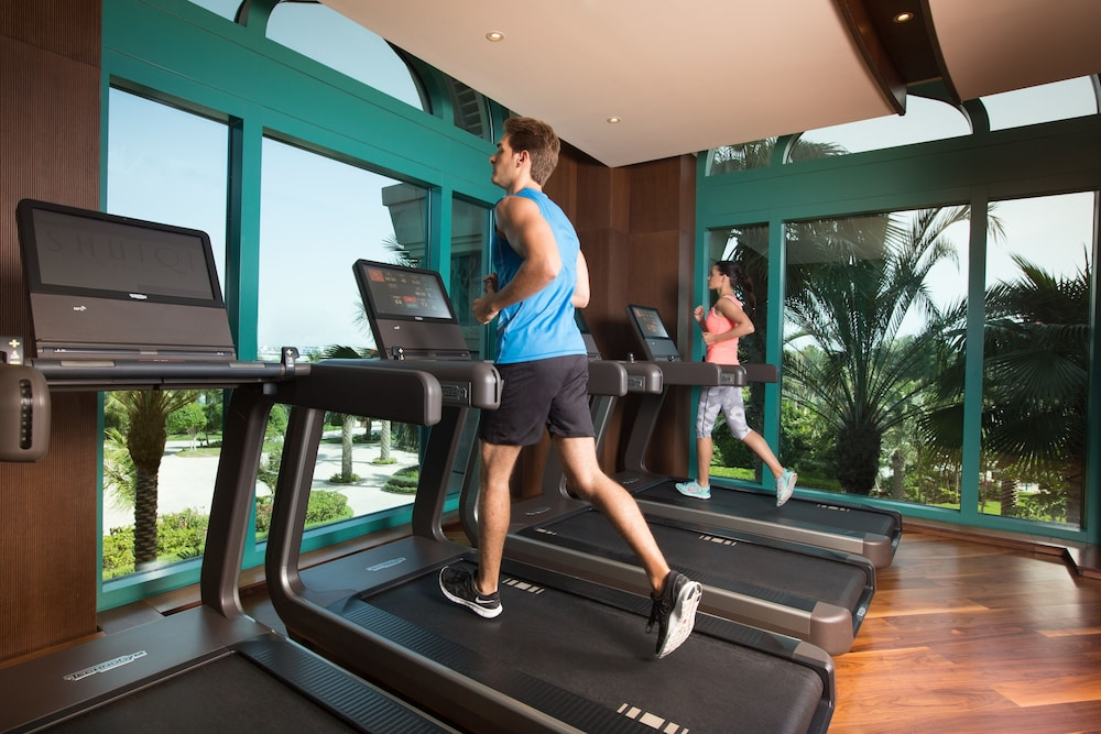 Gym, Atlantis The Palm
