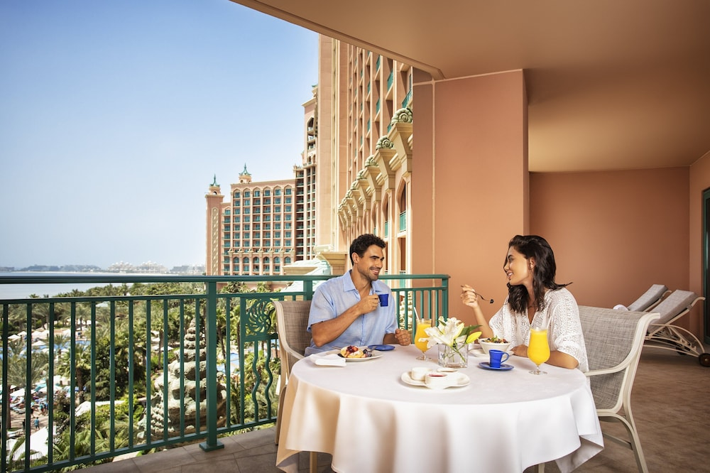 Terrace/Patio, Atlantis The Palm