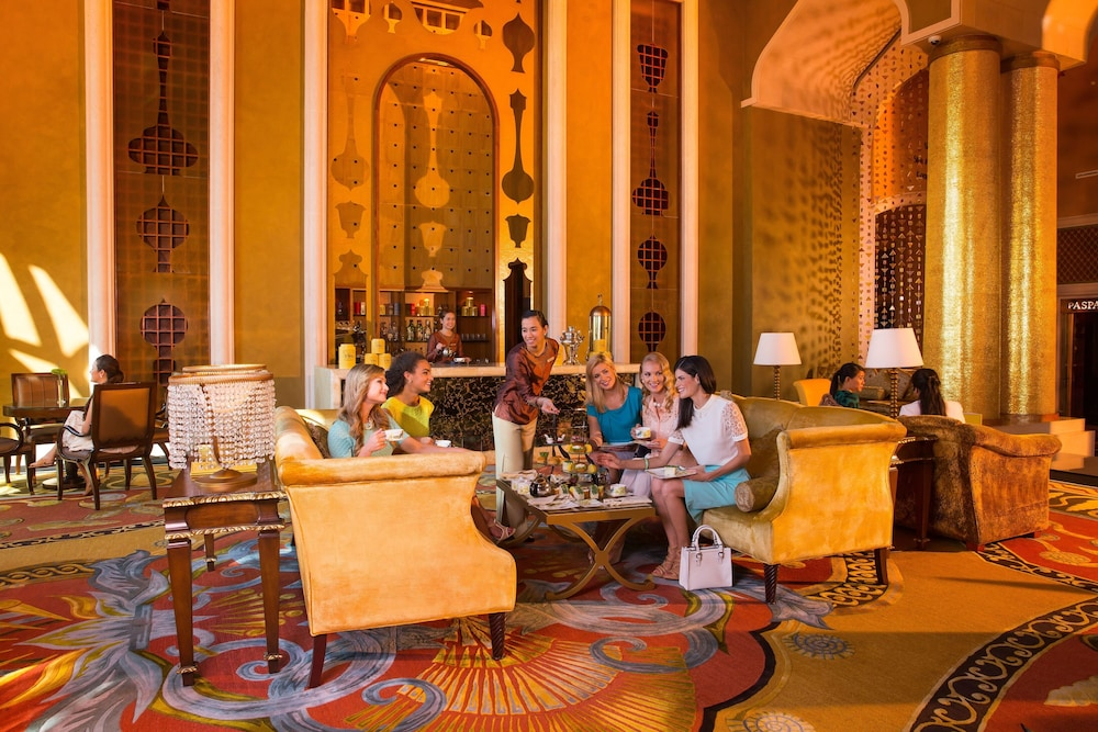 Lobby Lounge, Atlantis The Palm