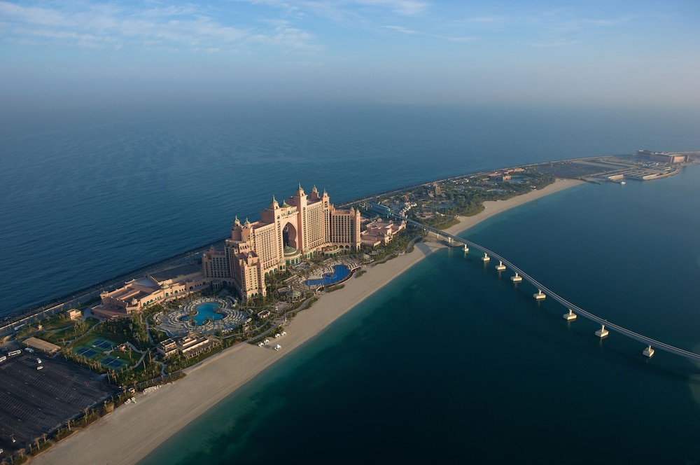 Aerial View, Atlantis The Palm