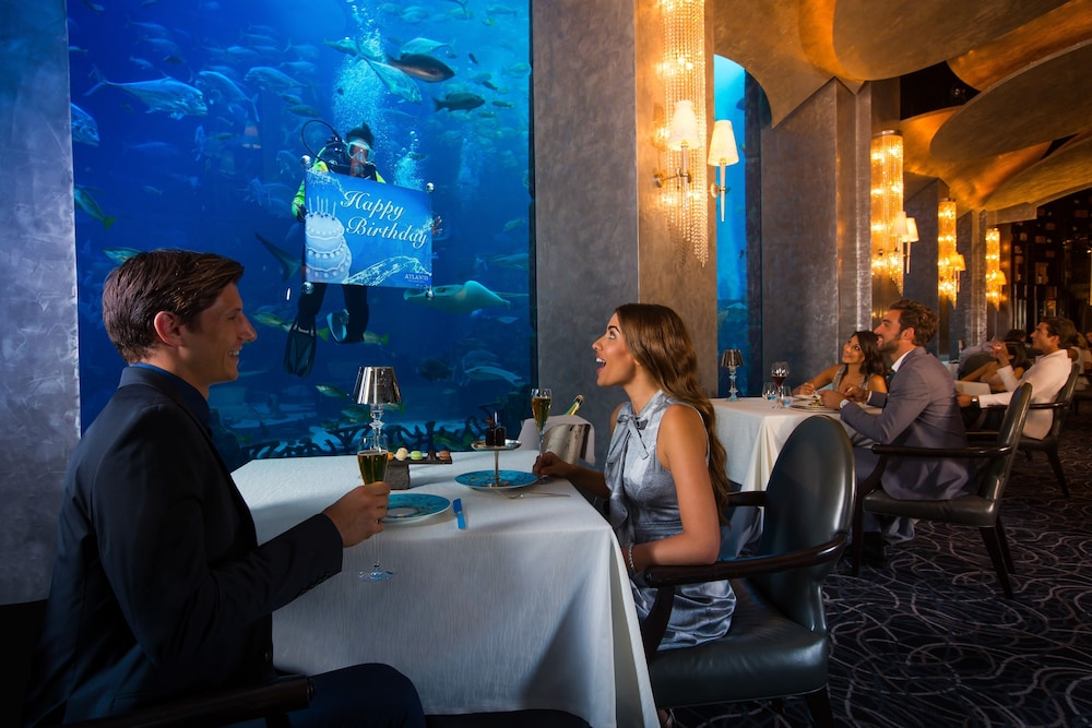 Restaurant, Atlantis The Palm