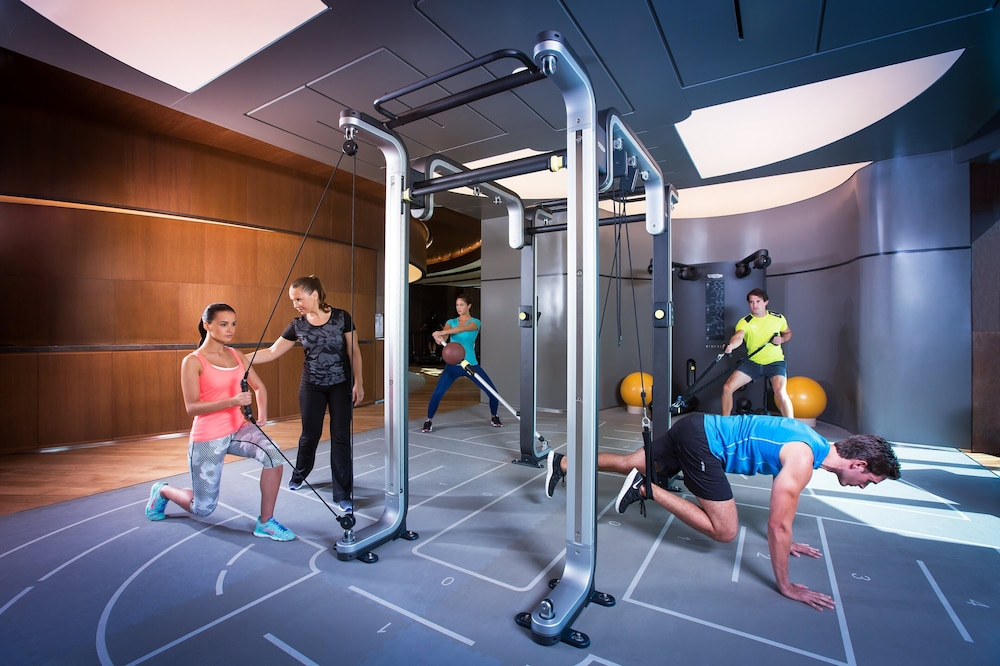Fitness Facility, Atlantis The Palm