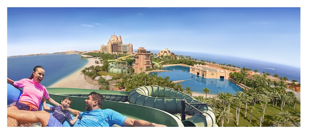 Water Park, Atlantis The Palm