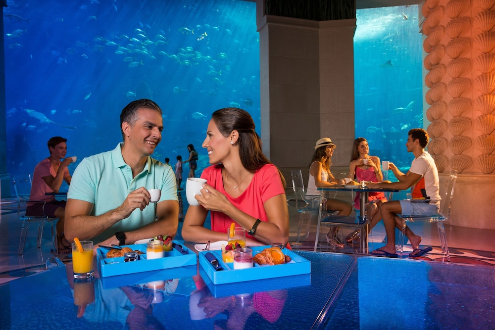 Dining, Atlantis The Palm