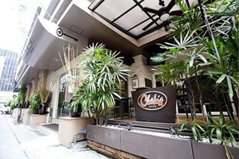 Porch, The Key Sukhumvit Bangkok by Compass Hospitality