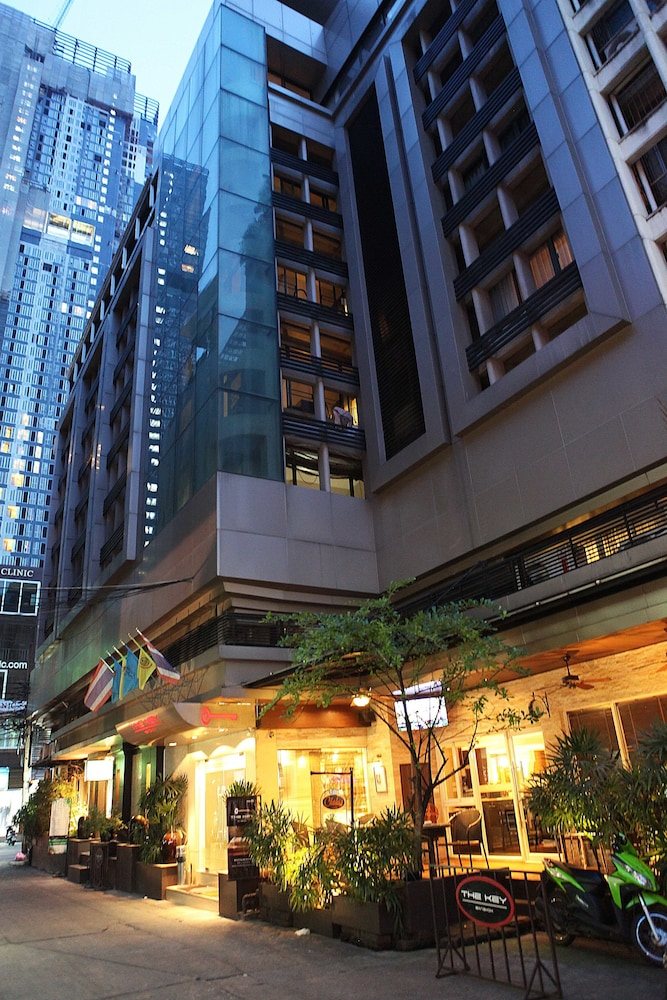 Exterior, The Key Sukhumvit Bangkok by Compass Hospitality