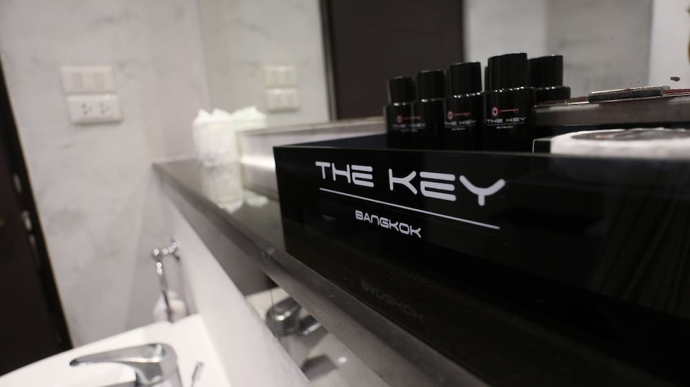 Bathroom Amenities, The Key Sukhumvit Bangkok by Compass Hospitality