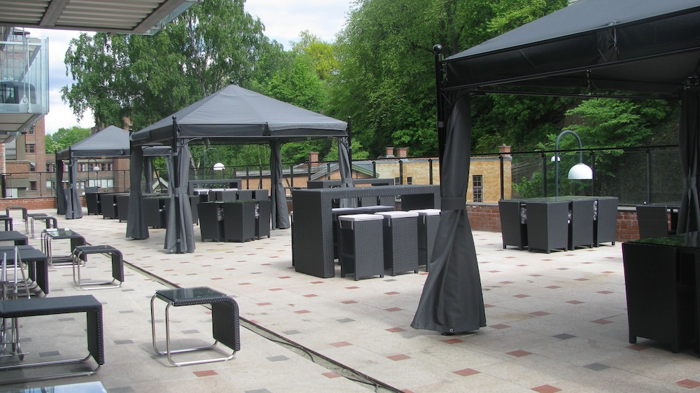 Outdoor Dining, Best Western Kampen Hotell