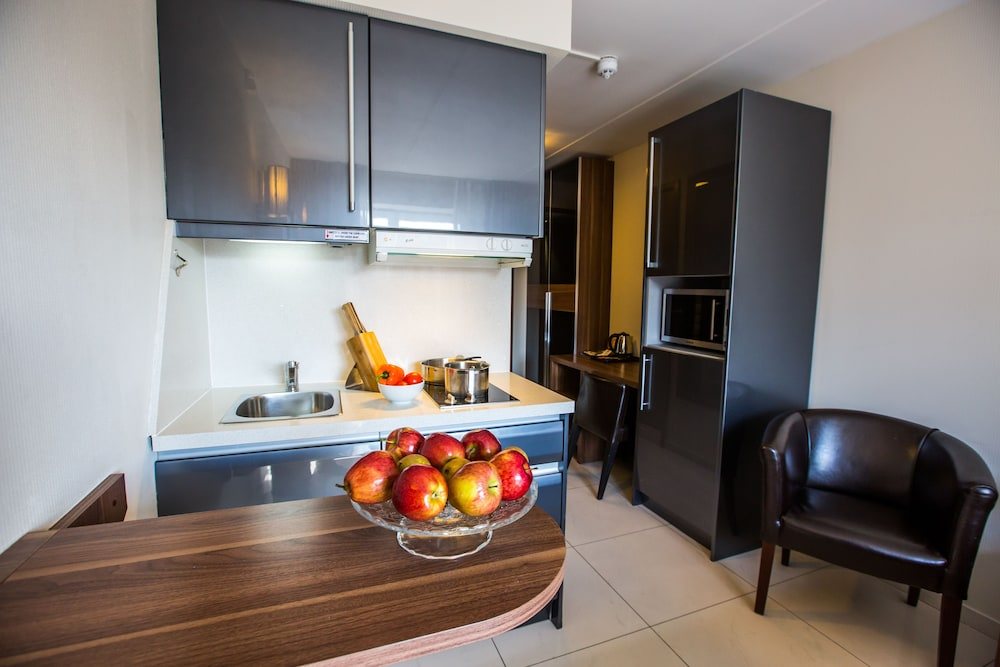Private Kitchenette, Best Western Kampen Hotell
