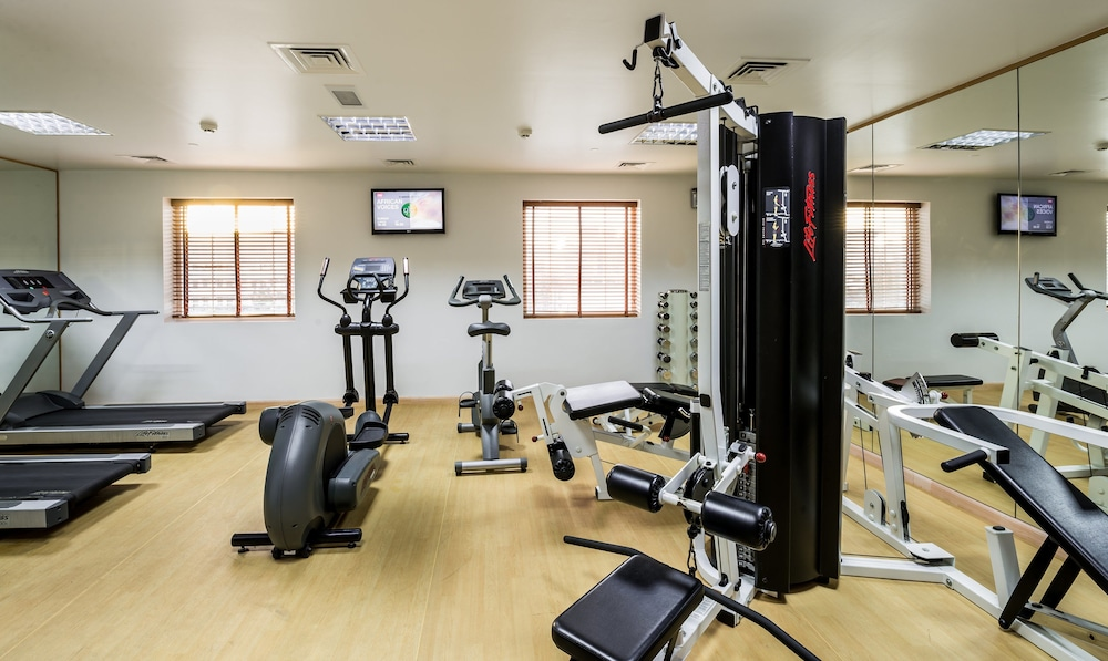 Fitness Facility, Holiday Inn Express Dubai Jumeirah, an IHG Hotel