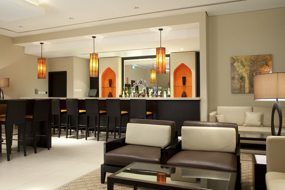 Bar, Holiday Inn Express Dubai Jumeirah, an IHG Hotel