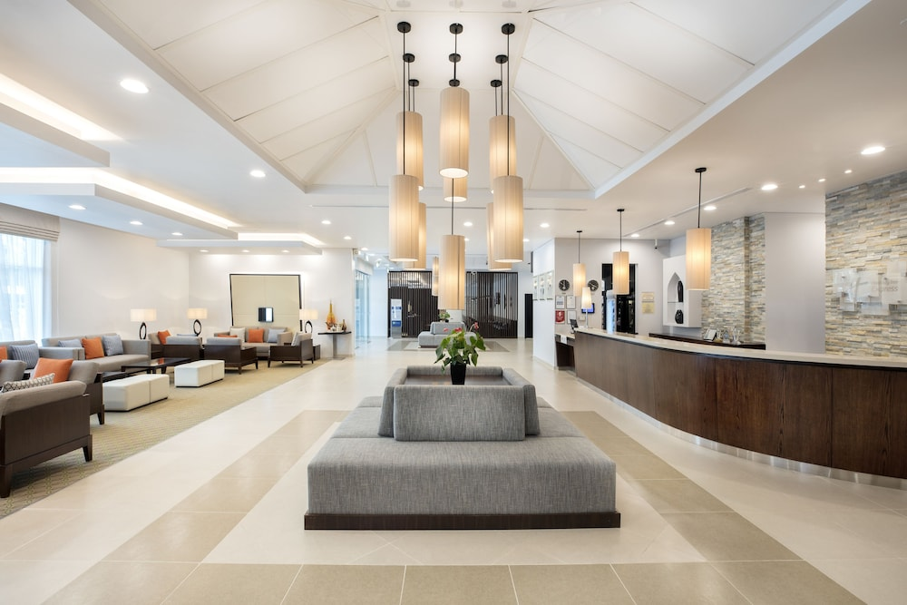 Lobby Lounge, Holiday Inn Express Dubai Jumeirah, an IHG Hotel