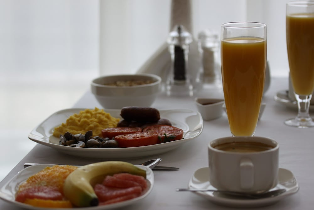 Breakfast Meal, Holiday Inn Express Dubai Jumeirah, an IHG Hotel