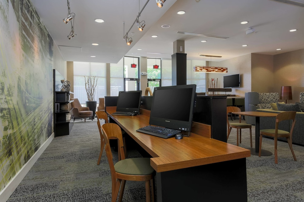 Business Center, Courtyard by Marriott Dallas Arlington South