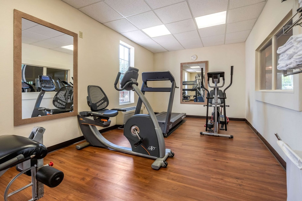 Fitness Facility, MainStay Suites Grantville - Hershey North