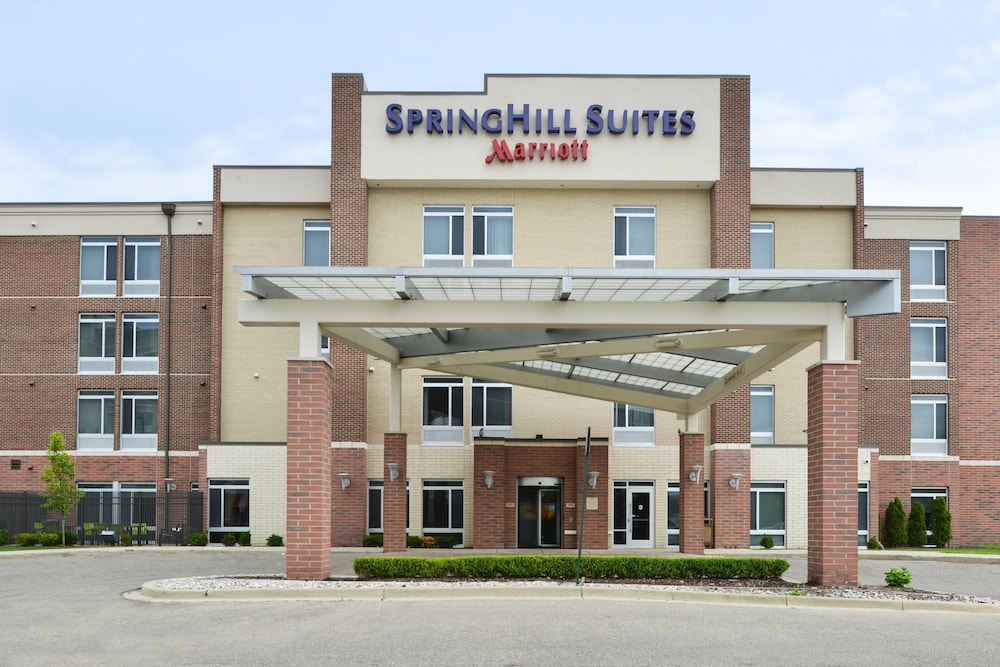 springhill suites by marriott detroit metro airport. Black Bedroom Furniture Sets. Home Design Ideas