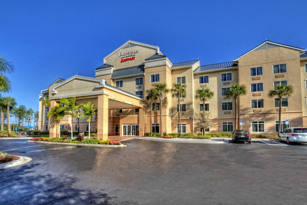 Front of Property, SpringHill Suites by Marriott Naples