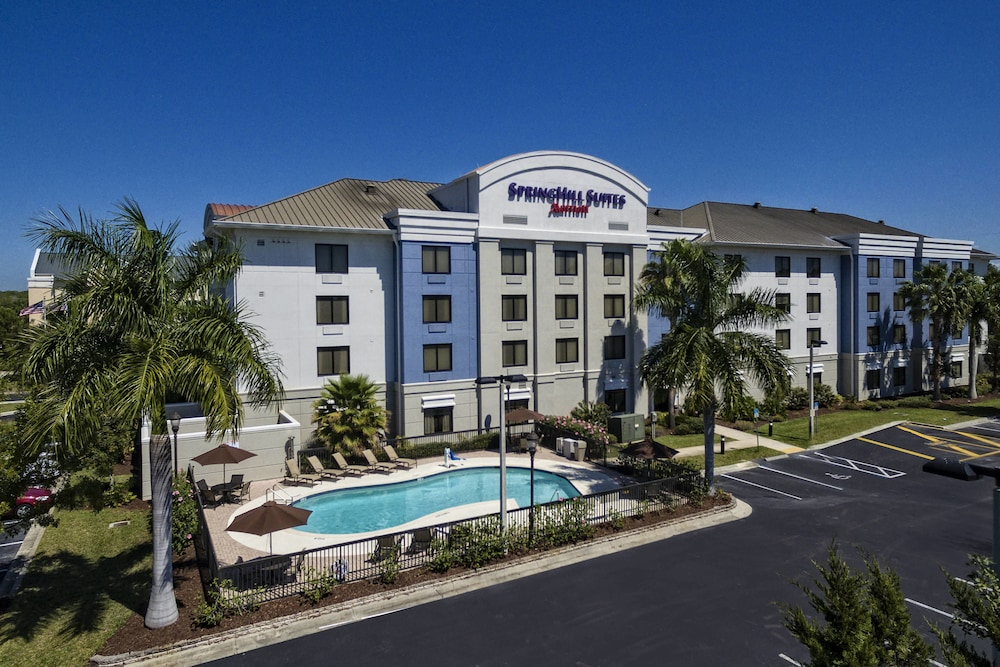 Exterior, SpringHill Suites by Marriott Naples