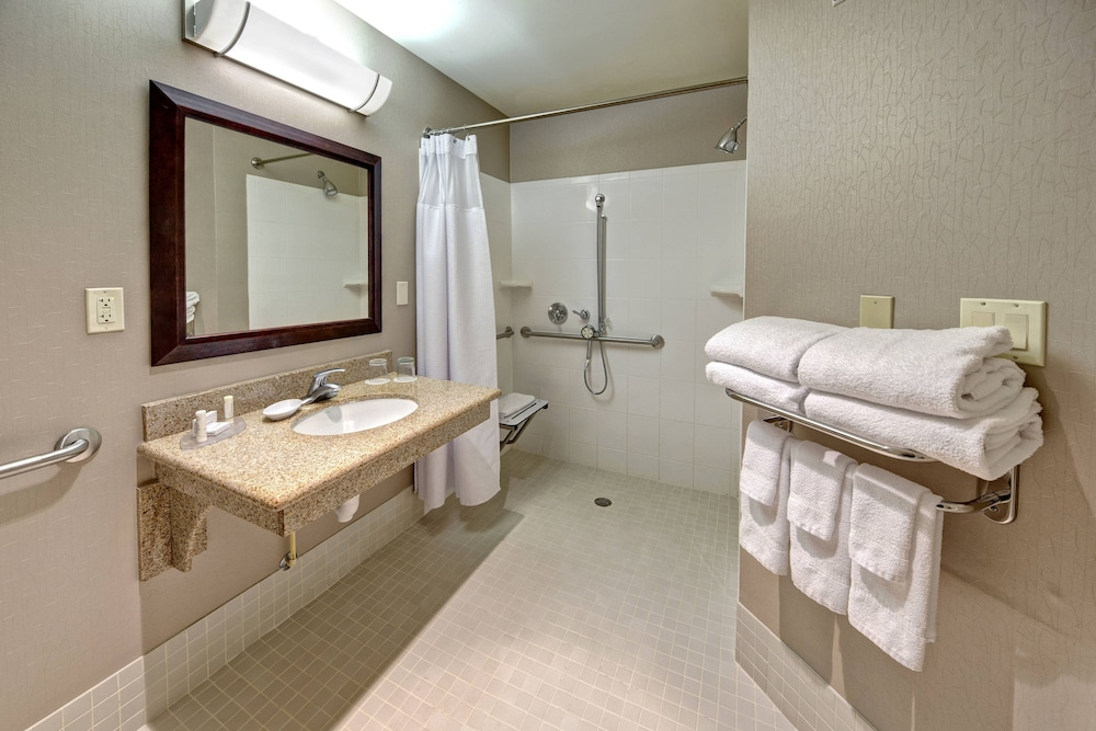 Bathroom, SpringHill Suites by Marriott Naples