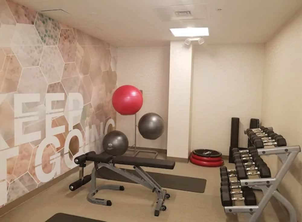 Fitness Facility, SpringHill Suites by Marriott Naples