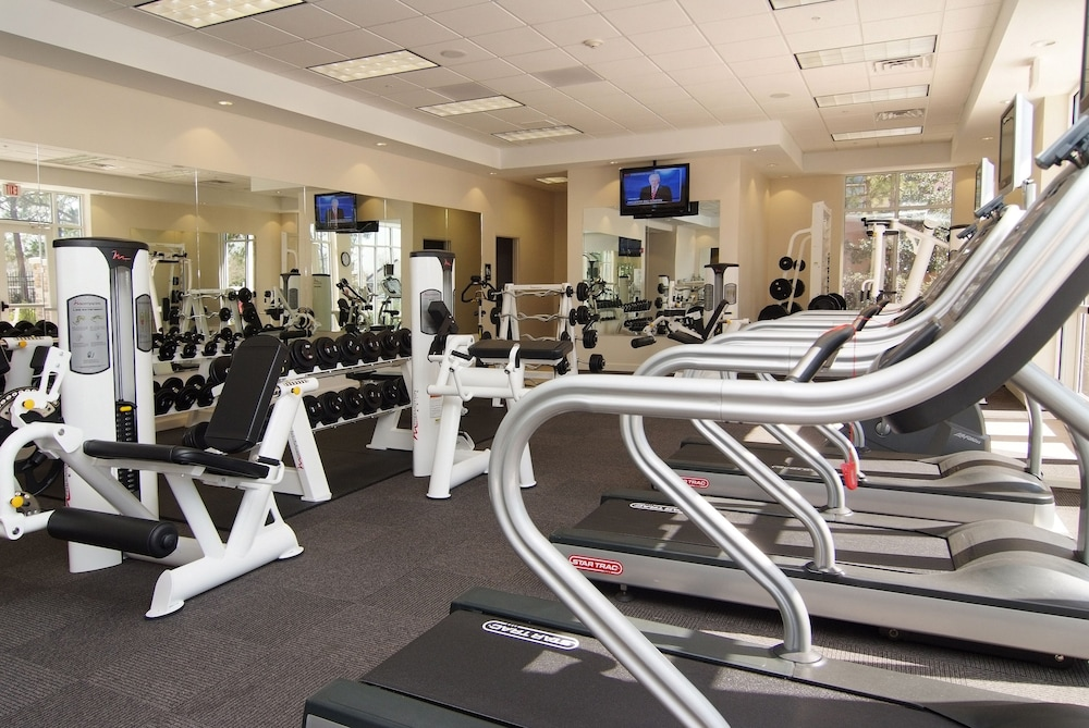 Fitness Facility, Holiday Inn Baton Rouge College Drive I-10, an IHG Hotel