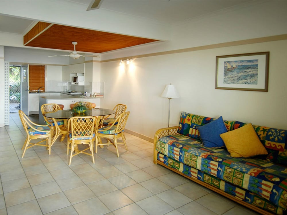 Living Area, Tangalooma Island Resort