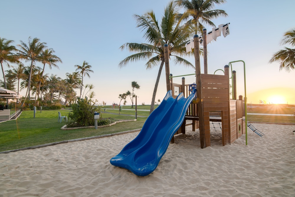 Children's Play Area - Outdoor, Tangalooma Island Resort