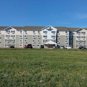 WoodSpring Suites Champaign