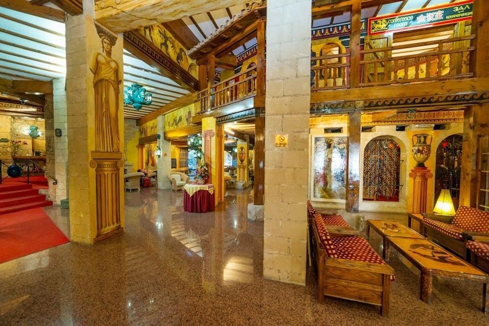 Roman boutique hotel reviews photos rates for Boutique hotels cyprus