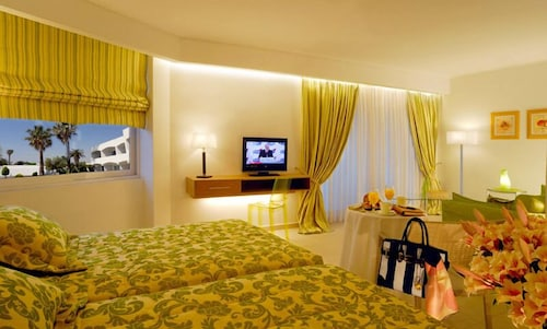 Kinetta Beach Resort Spa All Inclusive 4 0 Out Of 5 Aerial View Featured Image Guestroom