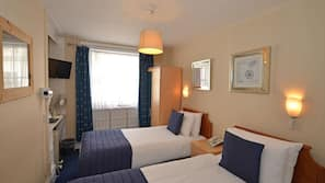 In-room safe, iron/ironing board, free cots/infant beds, rollaway beds