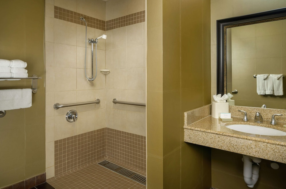 Bathroom, Hilton Garden Inn Phoenix Airport North