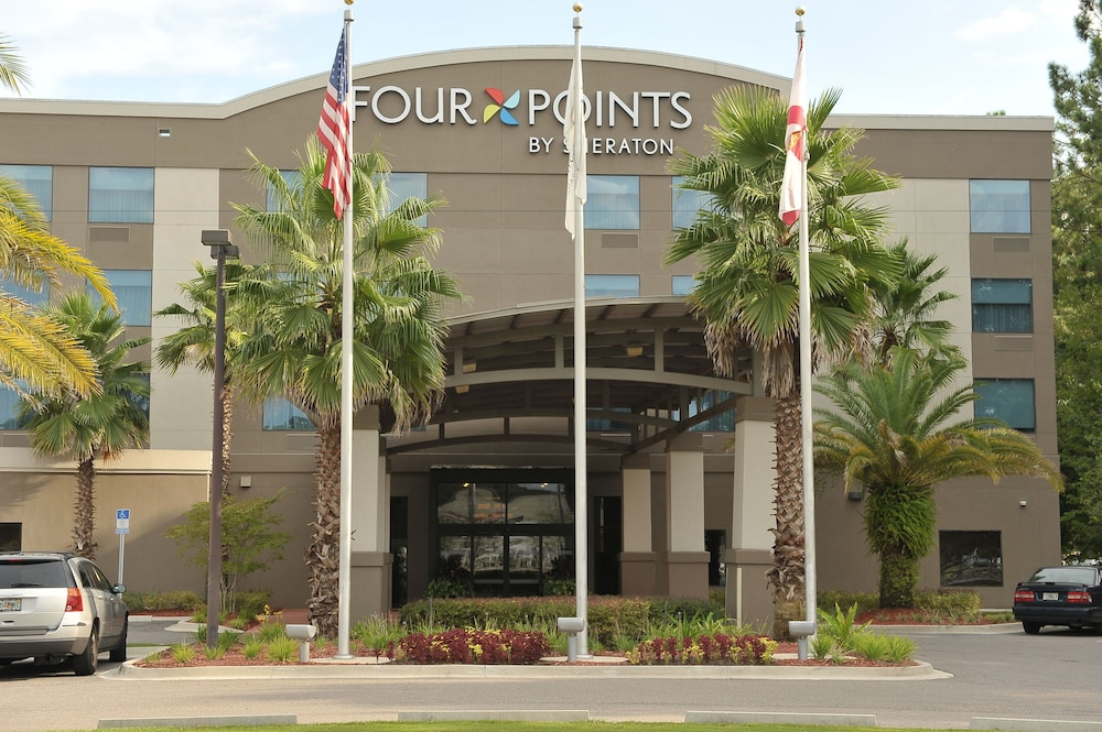 Front of Property, Four Points by Sheraton Jacksonville Baymeadows