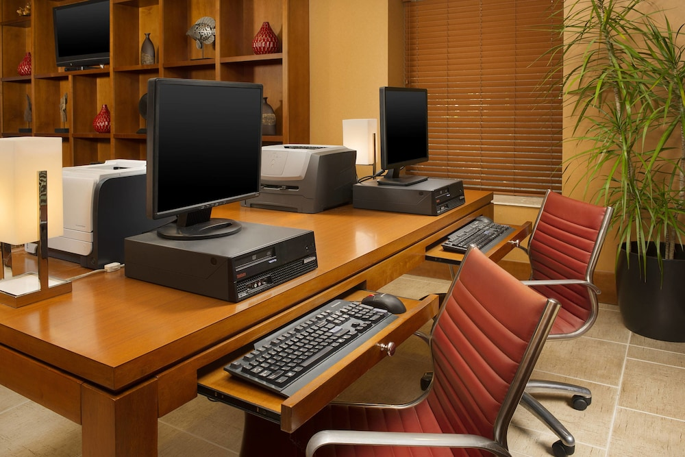 Business Center, Four Points by Sheraton Jacksonville Baymeadows