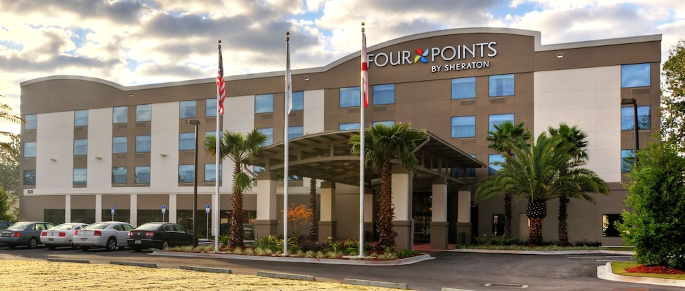 Property Entrance, Four Points by Sheraton Jacksonville Baymeadows