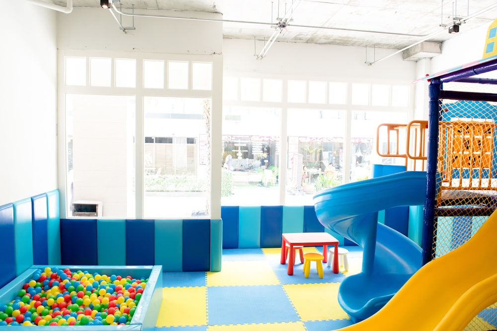 Children's Play Area - Indoor, Sugar Marina Resort - ART - Karon Beach