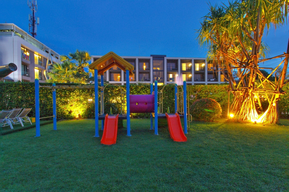 Children's Play Area - Outdoor, Sugar Marina Resort - ART - Karon Beach