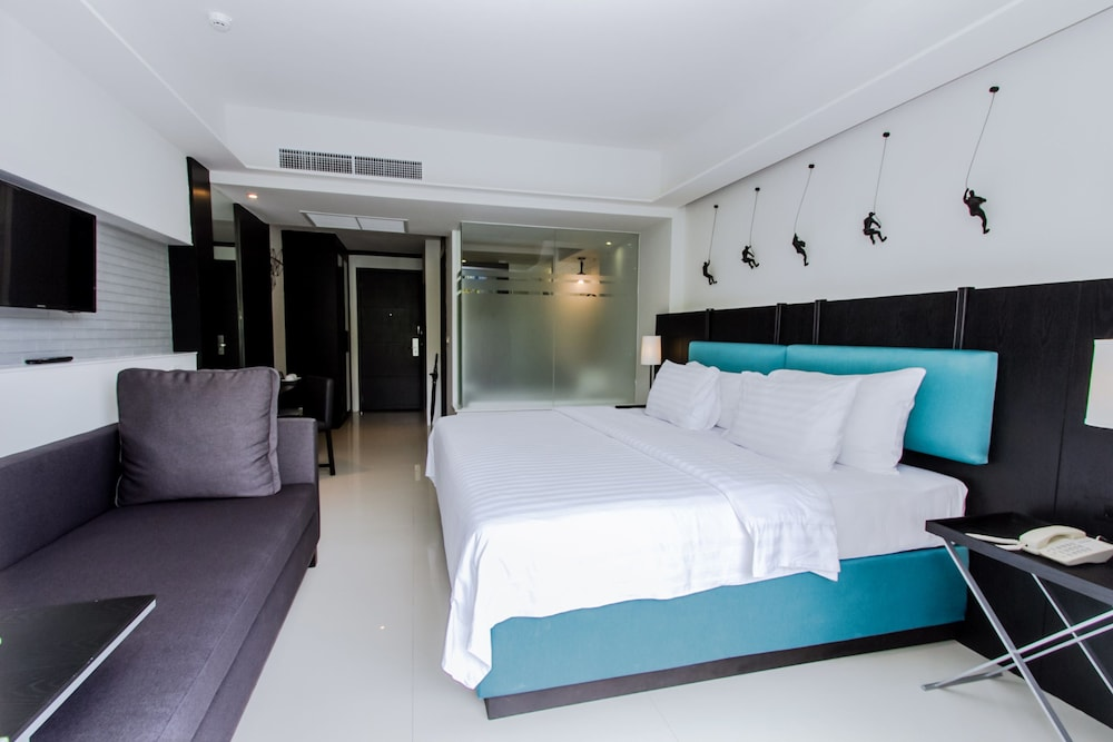 Room, Sugar Marina Resort - ART - Karon Beach