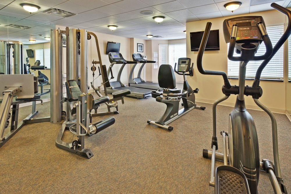 Fitness Facility, Staybridge Suites Rochester University, an IHG Hotel