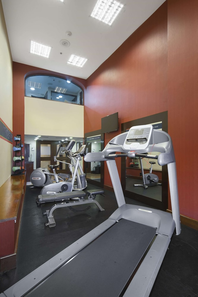 Fitness Facility, Hampton Inn & Suites Mexico City - Centro Historico