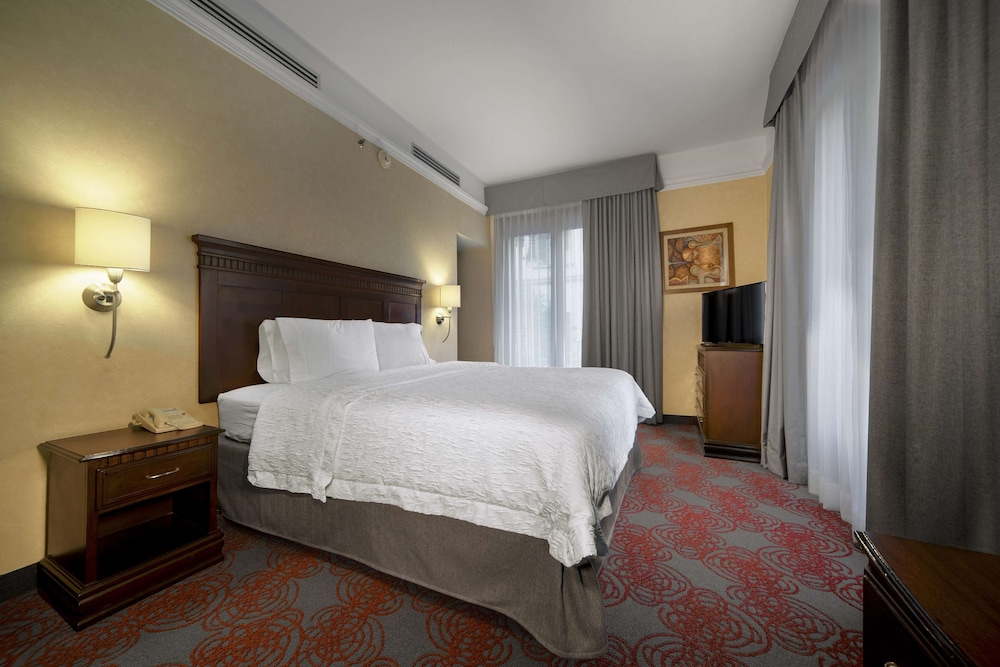 Room, Hampton Inn & Suites Mexico City - Centro Historico
