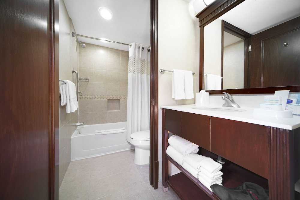 Bathroom, Hampton Inn & Suites Mexico City - Centro Historico
