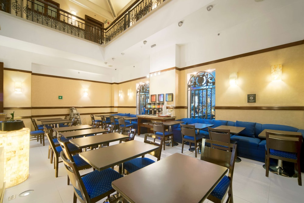 Restaurant, Hampton Inn & Suites Mexico City - Centro Historico